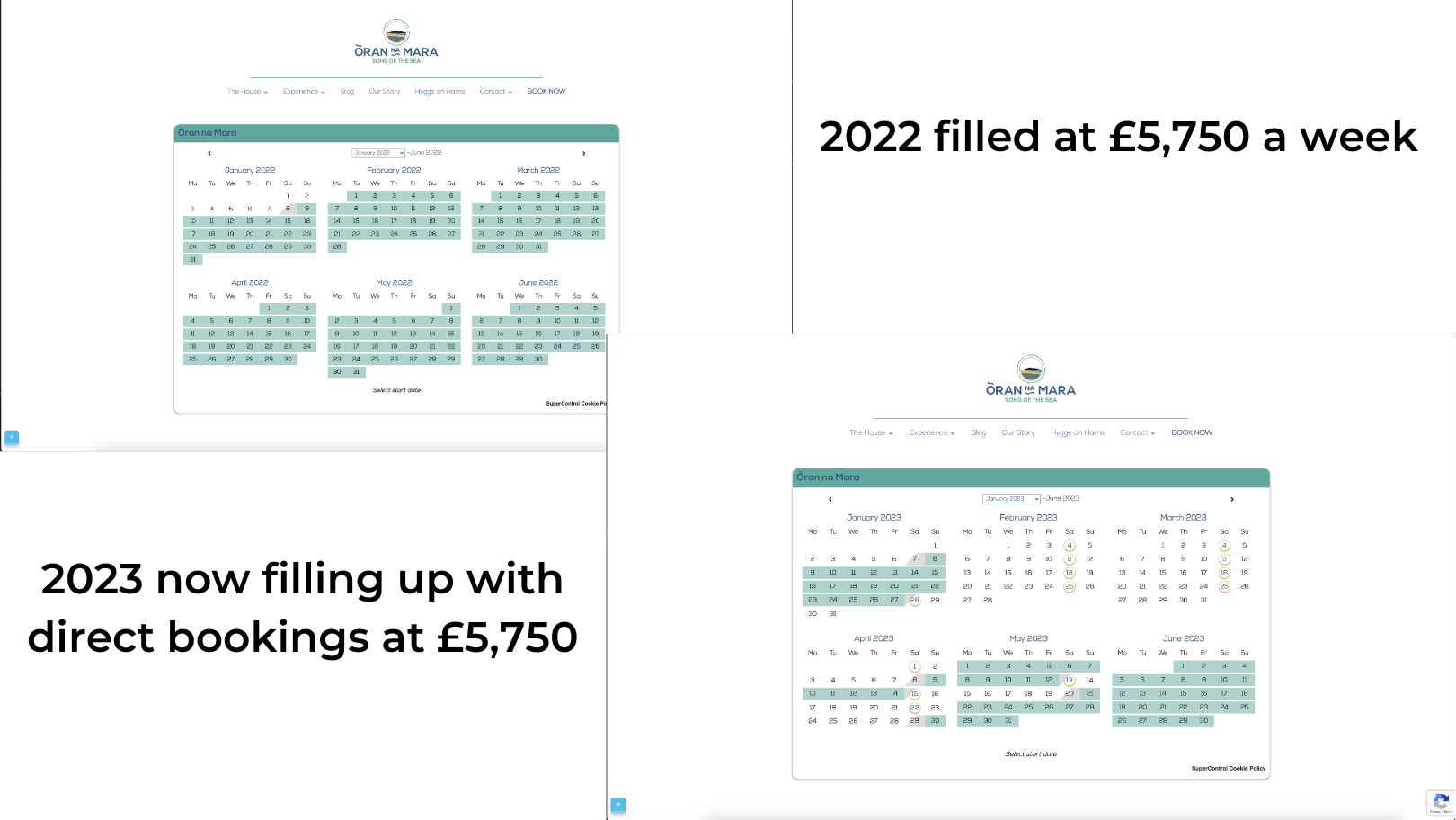 holiday let client case study screenshot 2 1