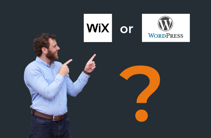 Wix vs WordPress Which Should You Choose? (And Why!)